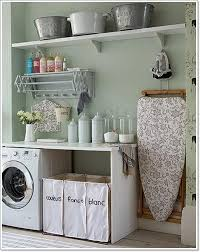 How To Decorate A Laundry Room Laundry Room Decor Homes