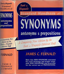 Synonyms For Customer Synonyms Antonyms And Prepositions James C Fernald Amazon Com