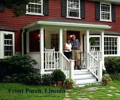 porch handrail design custom iron porch railings deck railing