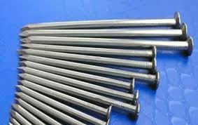 common round galvanized iron wire nails for general fastening uses