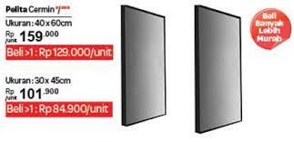 Cermin Rp promo harga pelita cermin terbaru minggu ini hemat id