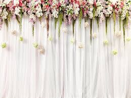 wedding backdrop uk buy discount kate wedding background white curtain flowers