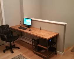 computer desk etsy