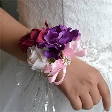 Wrist Corsage Supplies Online Get Cheap Wedding Corsage Supplies Aliexpress Com