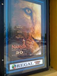 narnia film poster the first dawn treader movie poster narniaweb