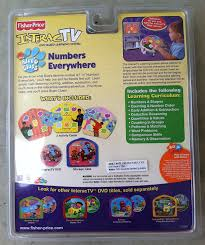 amazon interact tv dvd blues clues numbers toys