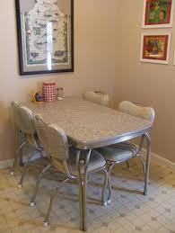 set de cuisine retro gingham dinette table vintage kitchen accessories