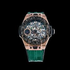 big king gold carbon hublot big tourbillon mexico king gold and carbon