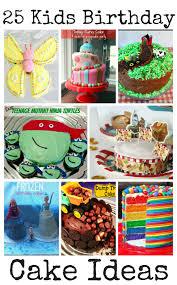 25 awesome kids birthday cake ideas birthday cakes creative