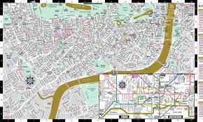 London Maps Artwise London Museum Map Laminated Museum Map Of London