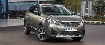 peugeot 3008 2017 first drive peugeot 3008 u2013 front seat driver