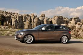 Bmw 1 Series Wagon New Bmw 1 Series Three Door Hatchback With 101hp To 315hp For The