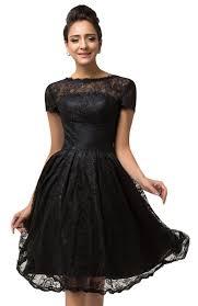 cocktail dress vivien black lace cocktail dress 1950sglam