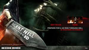 is a fucking stupid silent hill revelation tv
