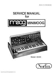 minimoog operation manual minimoog schematics minimoog sound charts