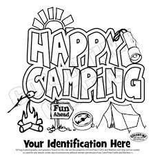 camping colouring pages coloring pages kids adults