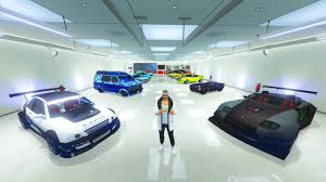 50 000 000 40 car garage tour gta online garage showcase youtube gta online garage showcase youtube