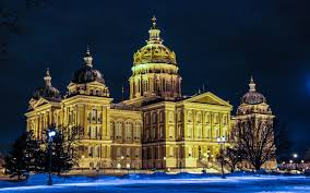 Iowa State Capitol by Man Made Iowa State Capitol Hd Wallpaper Desktop Background