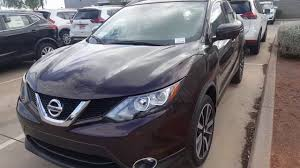 nissan rogue sport interior 2017 nissan rogue sport sl mocha almond with charcoal interior