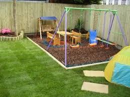 Garden Ideas For Backyard by Best 25 Kid Friendly Backyard Ideas On Pinterest Kids Yard