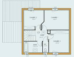 plan chambre plan maison 60m2 best of maison 3 etages plan 1 etage chambres