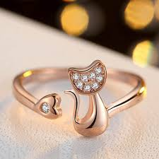 cute jewelry rings images Best 25 cat ring ideas cat jewelry buy a cat and jpg