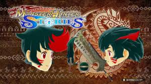 anime haircut story monster hunter stories dlc 2 new weapons and hairstyles youtube