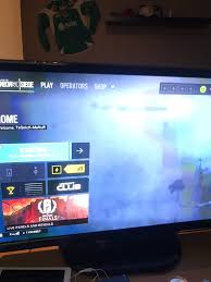 siege television rainbow six siege on are you on ps4 try a restart