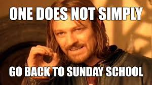Back To School Meme - the back to school checklist for sunday school leaders sharefaith