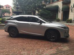 lexus rx blacked out mommy u0027s favorite things 2016 lexus rx