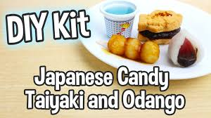 where to buy japanese candy kits diy kracie popin cookin taiyaki and odango japanese candy kit
