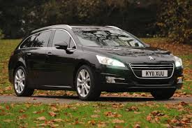 peugeot wagon peugeot 508 sw estate review carbuyer