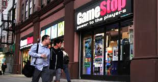 Gamestop Sales Associate Gamestop Shares Fall After Lowering Guidance Cramer Says Strategy
