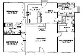 House Plans Colonial Colonial House Plans With Open Floor Plans Colonial House Split