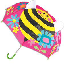 Southern Butterfly Umbrella by Amazon Com Skip Hop Zoo Little Kid And Toddler Umbrella Multi