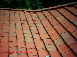 Flat Tile Roof Clay Tile Roof Installation How To Secure Roofing Tiles
