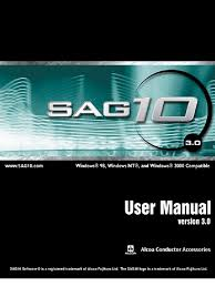 sag10 manual installation computer programs computer network