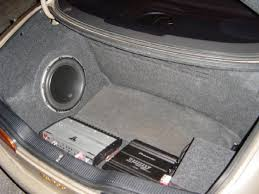 how to make a fiberglass subwoofer box 19 steps with pictures update on my fiberglass sub box page 2 clublexus lexus