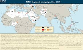 Map Of Libya Obama Orders Air Campaign Against Isis In Libya Escalating U0027no