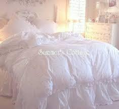 Chic Duvet Covers Shabby Chic Bedskirts Rachel Ashwell Shabby Chic Petticoat Ruffles