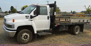 2003 chevrolet c4500 flatbed truck item f8351 sold octo
