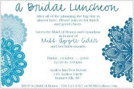 bridesmaid brunch invitation wording bridal luncheon invitation wording dhavalthakur