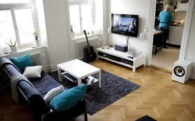 interior design for small living room and kitchen scandinavian living room entertainment setups