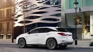 lexus rx yamaha 2016 lexus rx 350 f sport new luxurious wd models only review