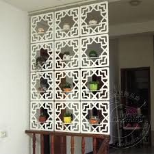 Decorative Room Divider Aliexpress Com Buy Wooden Decorative Room Partitions Biombo Room