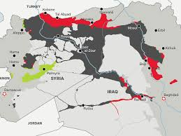 Iraq On World Map Map How Much Territory Isis Lost In 2015 Business Insider