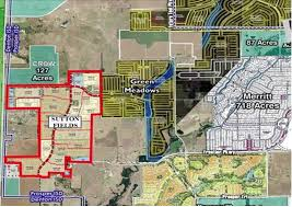 Map Of Denton County The New Celina Subdivisions Keep Coming