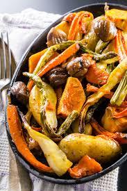 cuisiner les l馮umes anciens légumes d hiver rôtis au sirop d érable