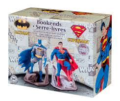 monogram bookends monogram monogram presents new dc comics resin bookends