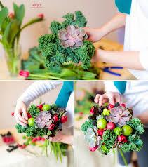 Bouquet Diy Diy Farmer U0027s Market Bouquet Green Wedding Shoes Weddings